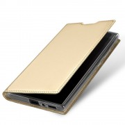 Slim flip cover guld Sony xperia L2 Mobilcovers