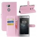 Vilo flip cover pink Sony xperia XA2 Ultra Mobilcovers