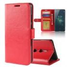 Vilo flip cover rød Xperia XZ2 Mobil tilbehør