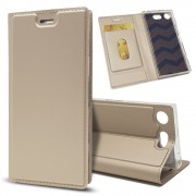 Slim cover guld Sony XZ1 compact Mobil tilbehør