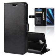 sort Vilo flip cover Sony Xperia 10 Mobil tilbehør