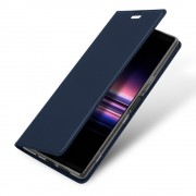blå Slim etui Sony Xperia 5 Mobil tilbehør