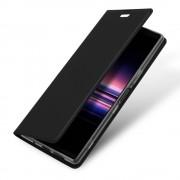 sort Slim etui Sony Xperia 5 Mobil tilbehør