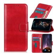 rød Vilo flip cover Sony Xperia 5 Mobil tilbehør
