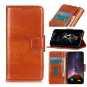 brun Vilo flip cover Sony Xperia 5 Mobil tilbehør