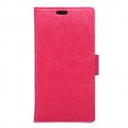 SONY XPERIA E5 cover med kort lommer rosa Leveso Mobil tilbehør