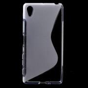 SONY XPERIA X hybrid tpu bag cover transparent, Mobiltelefon tilbehør