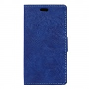 SONY XPERIA X PERFORMANCE cover etui med kort lommer mørkeblå Leveso Mobil tilbehør