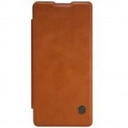 SONY XPERIA XA cover etui i business stil brun Leveso Mobil tilbehør
