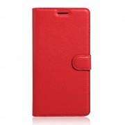 SONY XPERIA XA ULTRA etui - cover m lommer rød Mobiltelefon tilbehør