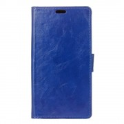 Sony Xperia XZ pung med kort holder Leveso.dk Mobiltelefon tilbehør blå