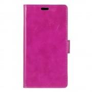 Sony Xperia XZ pung med kort holder lilla Mobiltelefon tilbehør