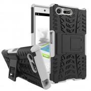 til Sony Xperia X Compact bagcover hybrid hvid Mobiltelefon tilbehør