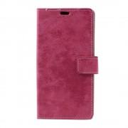Sony Xperia XZ premium cover retro rosa Mobiltilbehør
