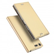 Slim cover guld til Sony Xperia XZ premium Mobilcovers