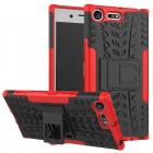 Mark II Sony Xperia XZ premium håndværker cover rød Mobil cover
