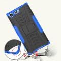 Mark II Sony Xperia XZ premium håndværker cover blå