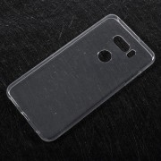 Cover i blød tpu LG V30 transparent Mobilcovers