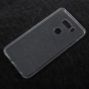 Cover i blød tpu LG V30 transparent Mobilcovers