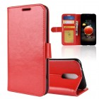 rød Vilo flip cover LG K8/K9 (2018) Mobil tilbehør