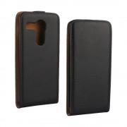 LG NEXUS 5X cover vertikal flip sort Mobiltelefon tilbehør