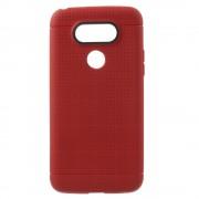 LG G5 dot bag cover, rød Mobiltelefon tilbehør