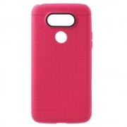 LG G5 dot bag cover, rosa Mobiltelefon tilbehør