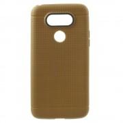LG G5 dot bag cover, brun Mobiltelefon tilbehør