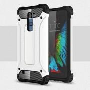 LG K10 cover Armor Guard hvid Mobiltelefon tilbehør