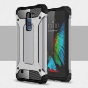 LG K10 cover Armor Guard grå Mobiltelefon tilbehør
