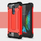 LG K10 cover Armor Guard rød Mobiltelefon tilbehør