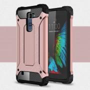LG K10 cover Armor Guard pink Mobiltelefon tilbehør