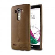 Til LG G4 cover Pierre Cardin design læder Leveso.dk Mobiltelefon tilbehør