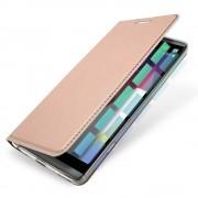 LG G6 slim cover med lomme rosaguld Mobilcover