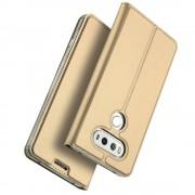 LG G6 slim cover guld med lomme Mobilcover
