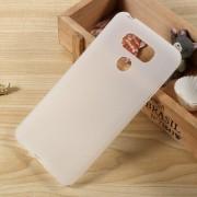 LG G6 bagcover i blød tpu hvid Mobilcover