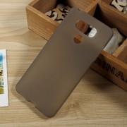 LG G6 bagcover i blød tpu grå Mobilcover