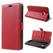 Klassisk cover wallet rød Htc U11 life Mobilcovers