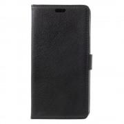 Klassisk cover wallet sort Htc U11 life Mobilcovers