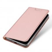 Slim flip cover rosaguld Htc U11 plus Mobil tilbehør