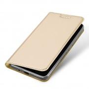 Slim flip cover guld Htc U11 plus Mobil tilbehør