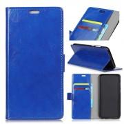 Vilo flip cover blå Htc U12 plus Mobil tilbehør