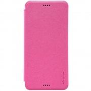 HTC DESIRE 530 slim læder cover rosa, Mobiltelefon tilbehør