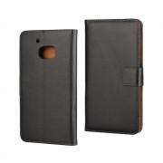 HTC 10 split læder cover sort, Mobiltelefon tilbehør Leveso.dk