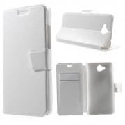 Huawei Y6 pro - Enjoy 5 cover k-line hvid Mobiltelefon tilbehør