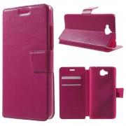 Huawei Y6 pro - Enjoy 5 cover k-line rosa Mobiltelefon tilbehør