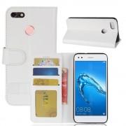 Vilo flip cover hvid Huawei P9 lite mini Mobilcovers