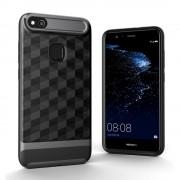Elegant combi cover grå Huawei P10 lite Mobilcovers