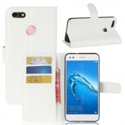 Flip cover hvid Huawei P9 lite mini Mobilcovers