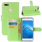 Flip cover grøn Huawei P9 lite mini Mobilcovers
